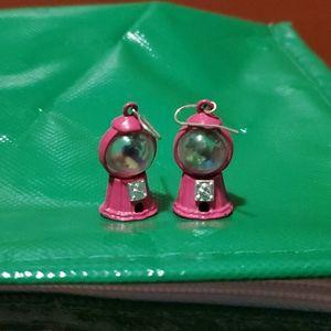 (3 for $10) Gumball Machine Earrings